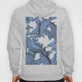 Whales Pattern 6 Hoody
