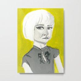 Diane Metal Print