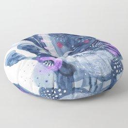 light sage maj Floor Pillow