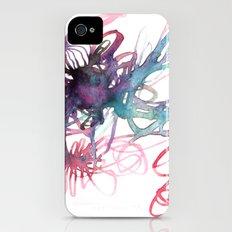 Galaxies Slim Case iPhone (4, 4s)