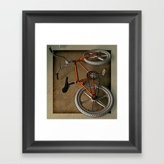 Playground #03 Framed Art Print