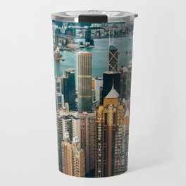 Golden Harbour Travel Mug