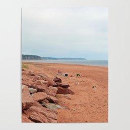 Giant Sandbox Poster