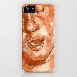 Petite Mort iPhone Case