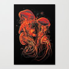 A Beautiful Delusion Canvas Print
