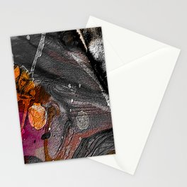 Inner Workings Of The Painted Mind II Stationery Cards