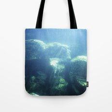 Aquarium of the pacific  Tote Bag