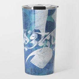 Aqua Horoof Travel Mug