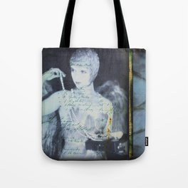 Ballad of the Showgirl Tote Bag