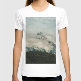 The Call of the Mountain 004 T-shirt