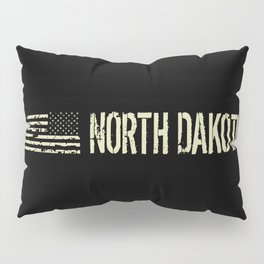 Black Flag: North Dakota Pillow Sham