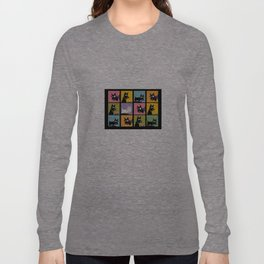 Different Scottie Long Sleeve T-shirt