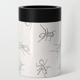 Ants and cake Can Cooler