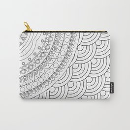 Ornate mandala Carry-All Pouch