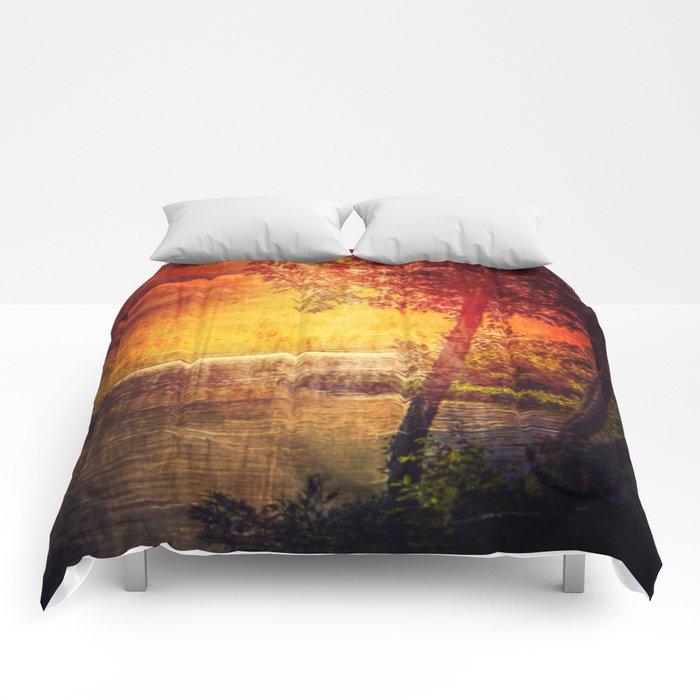It's Too Late Comforters