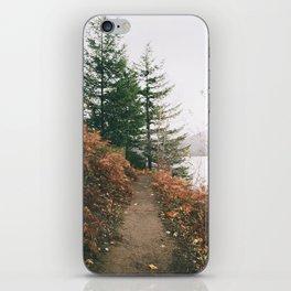 Happy Trails XVI iPhone Skin