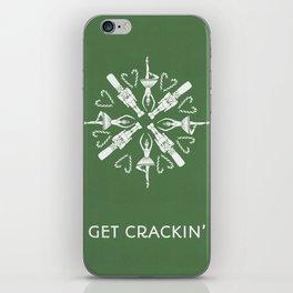 Get Crackin' iPhone Skin