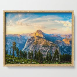 Heaven and Earth, Yosemite Serving Tray