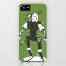 La herbe ex machina iPhone Case