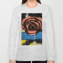 Urban Rose Long Sleeve T-shirt