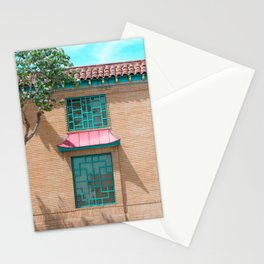 Travel photography Chinatown Los Angeles II Stationery Cards