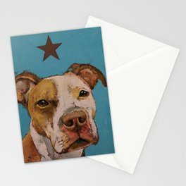 American Pit Bull Stationery Cards