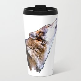 Karen's Wolf 01 Travel Mug