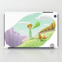 the little prince iPad Cases featuring LITTLE PRINCE by David Pavon