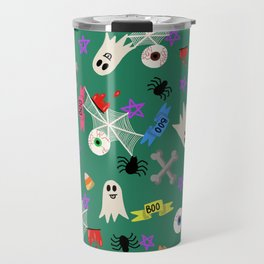 Maybe you're haunted #4 Travel Mug