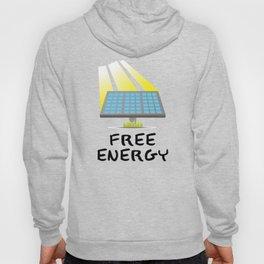 Solar Panel (Sunshine) FREE ENERGY Hoody