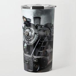 Strasburg Railroad Vintage Steam Locomotive Baldwin Train Engine Pennsylvania Travel Mug