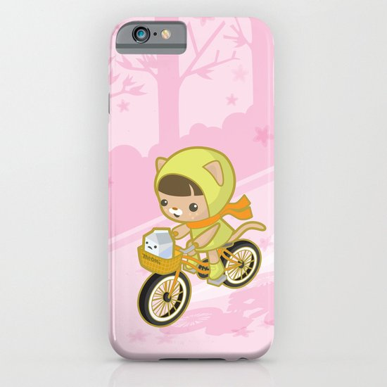 Blossom Ride iPhone & iPod Case
