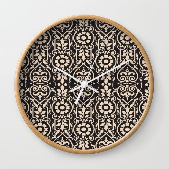 N16 Wall Clock