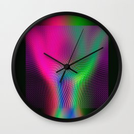 Meeting Point one Wall Clock