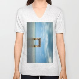 Gate to Heaven Unisex V-Neck