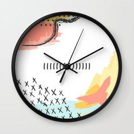 Beautiful Art Design Wall Clock