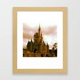 My Magic Kingdom Framed Art Print