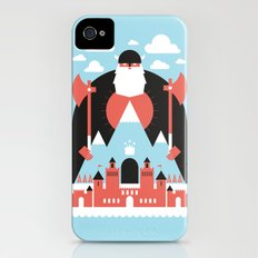 King of the Mountain iPhone (4, 4s) Slim Case