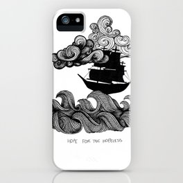 The Ship iPhone Case