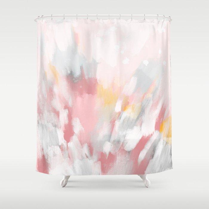 secret wisdom Shower Curtain by artandghosts