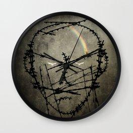Prisoner of conscience. Wall Clock