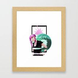 //library of tears Framed Art Print