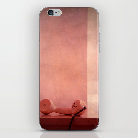wait iPhone & iPod Skin