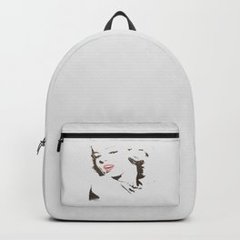 It's Marilyn Backpack