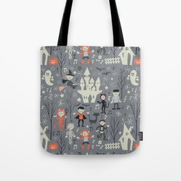 Love shack monsters halloween party Tote Bag