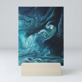 Gravity II Mini Art Print