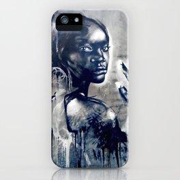 Ale Bonjo / Sámara-Uganda Orphans Collaboration iPhone Case