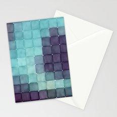 Polaroid Pixels II (Tree) Stationery Cards