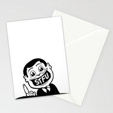 STFU Stationery Cards
