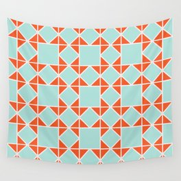 Tiles Wall Tapestry